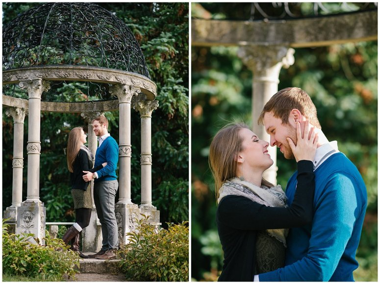 Maymont Park Engagement Session in Richmond Virginia Portrait Photographers