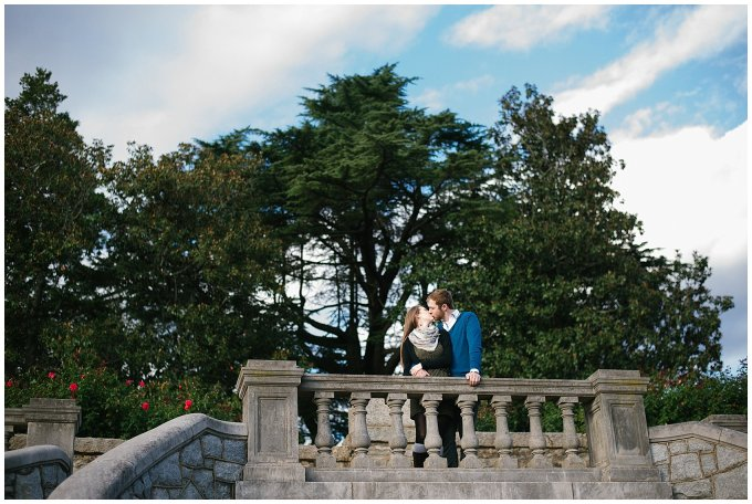 Maymont Park Engagement Session in Richmond Virginia Portrait Photographers