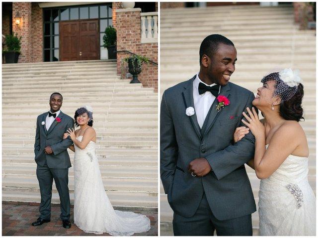 Beautiful Autumn Wedding at Smithfield Center in Smithfield Virginia Rowlands Photography_0191