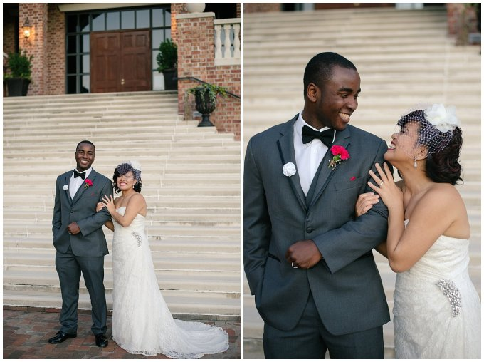 Beautiful Autumn Wedding at Smithfield Center in Smithfield Virginia Rowlands Photography_0191