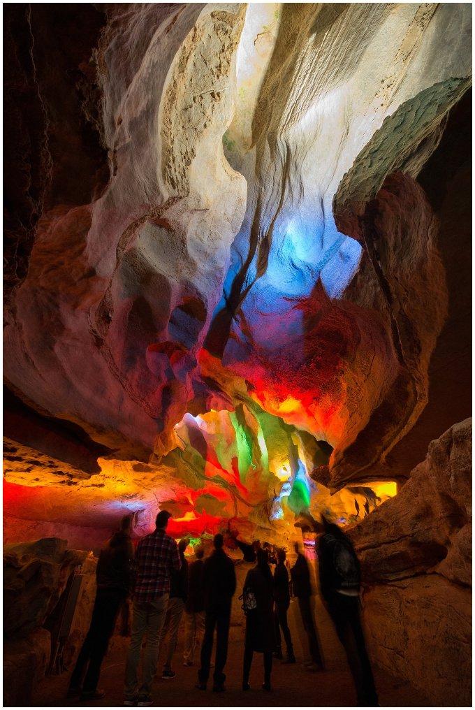Shenandoah Valley Luray Virginia Skyline Caverns