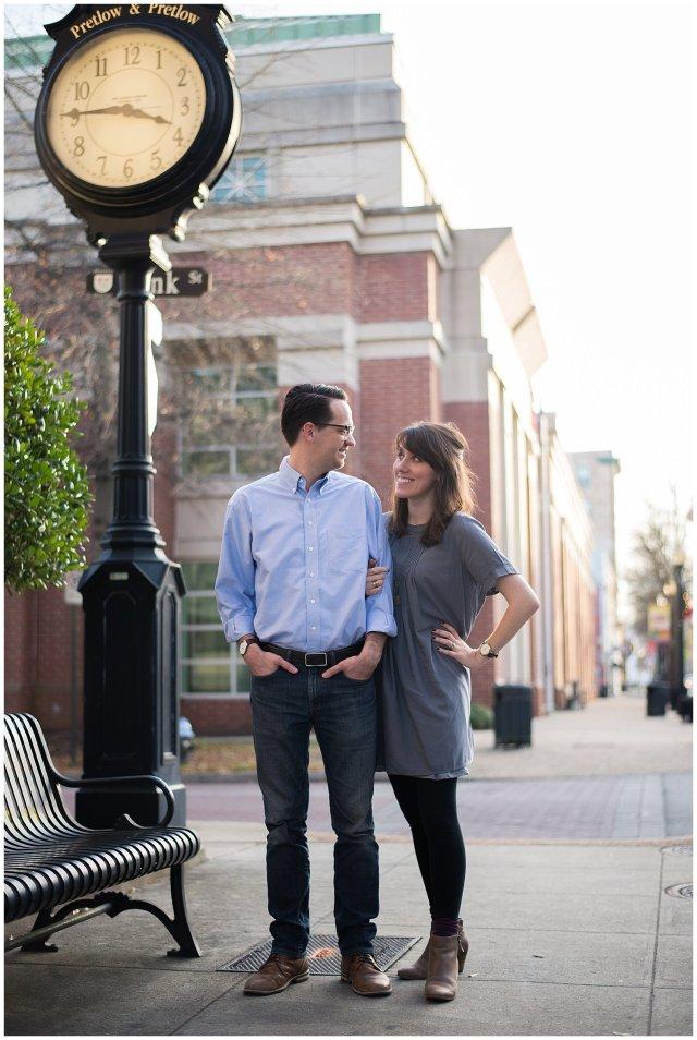 Downtown Suffolk Virginia Couple Portrait Session_0272