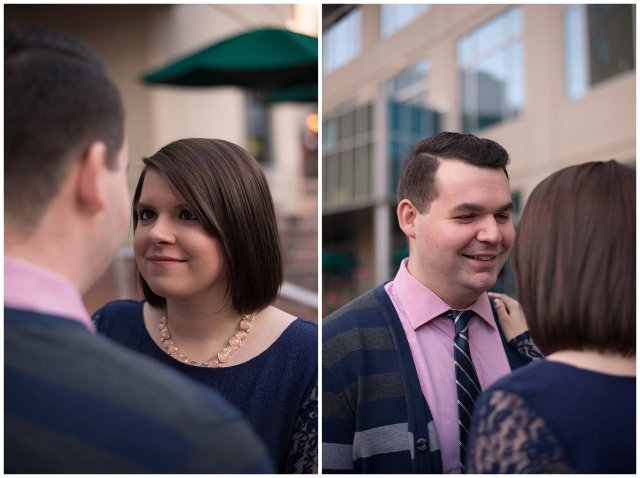 Downtown Suffolk Virginia Couple Portrait Session_0301