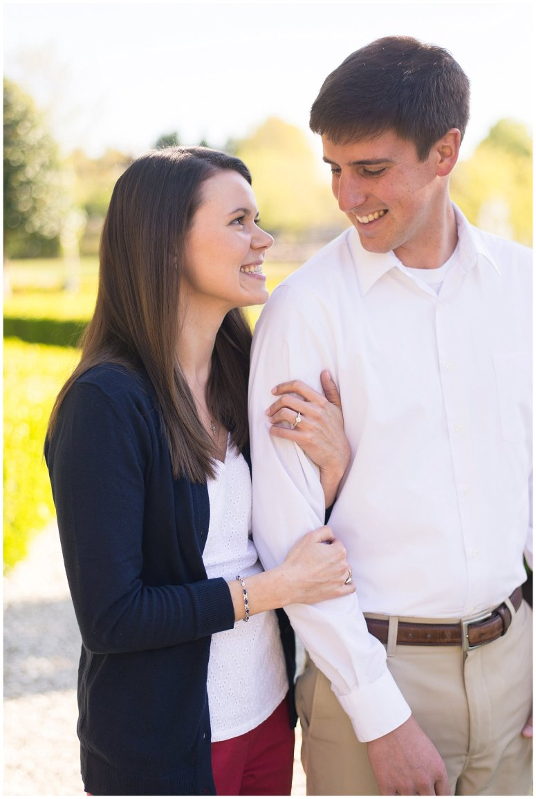 Classy Regent University Virginia Beach Engagement Session_0487