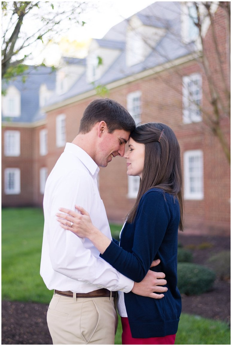 Classy Regent University Virginia Beach Engagement Session_0492