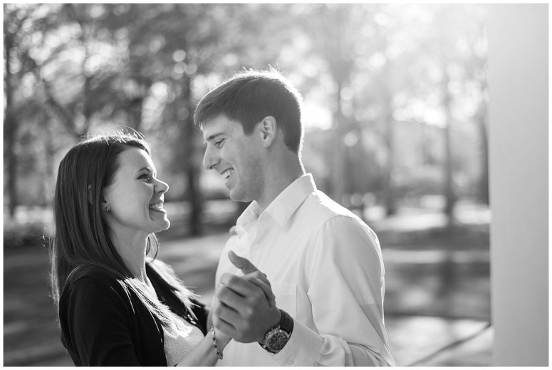 Classy Regent University Virginia Beach Engagement Session_0497