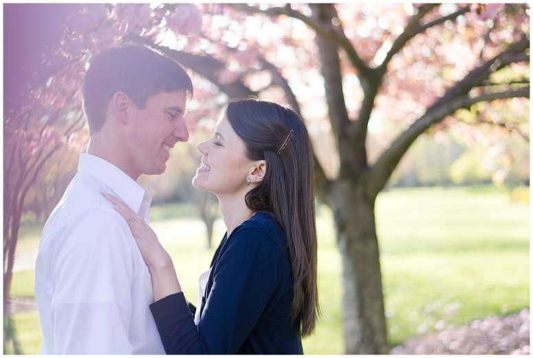 Classy Regent University Virginia Beach Engagement Session_0504