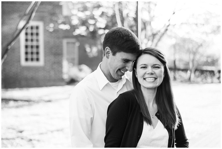 Classy Regent University Virginia Beach Engagement Session_0509