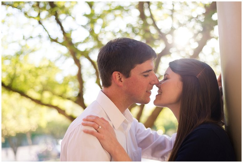 Classy Regent University Virginia Beach Engagement Session_0511