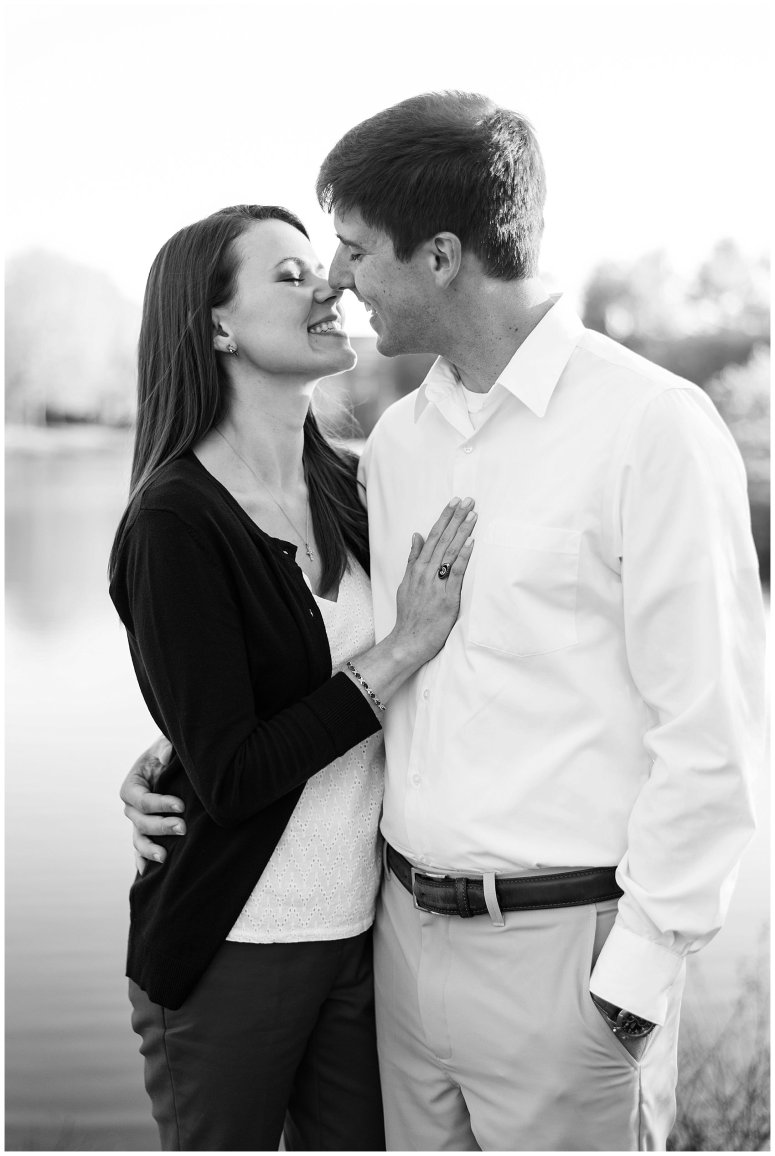 Classy Regent University Virginia Beach Engagement Session_0512
