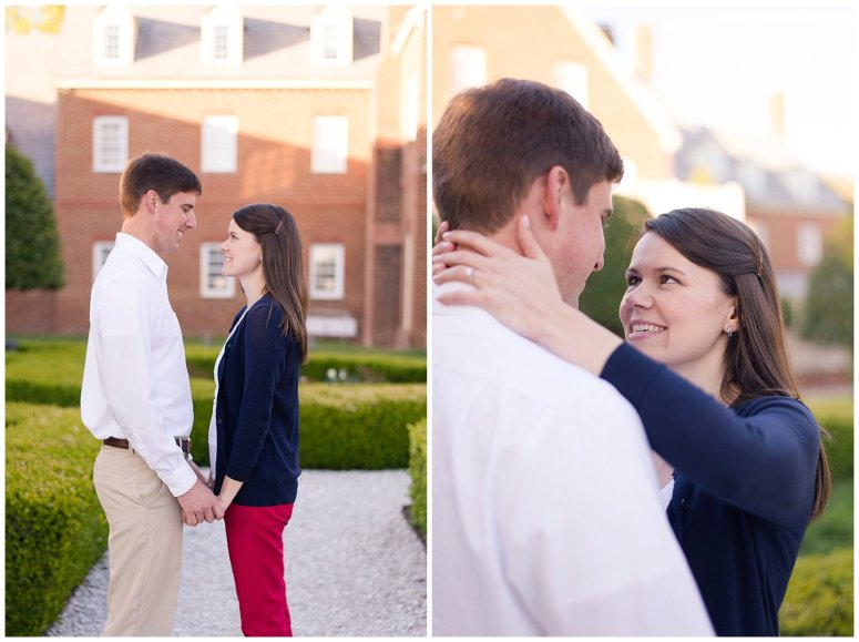 Classy Regent University Virginia Beach Engagement Session_0513