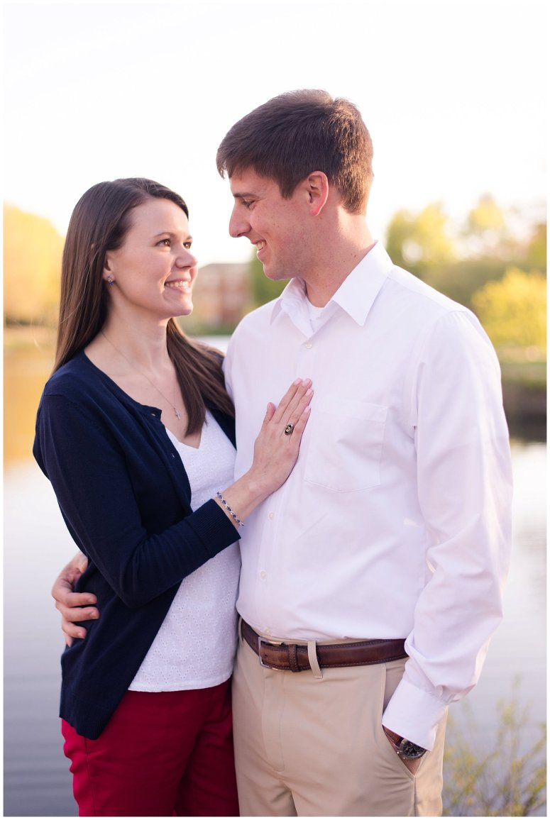 Classy Regent University Virginia Beach Engagement Session_0514