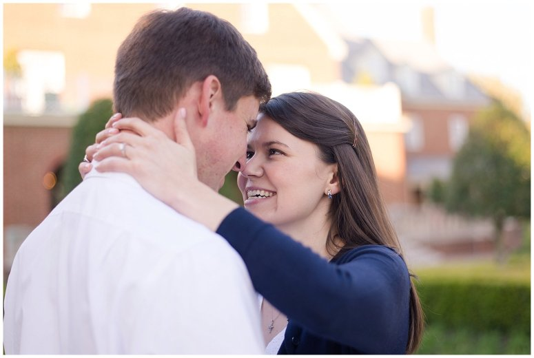 Classy Regent University Virginia Beach Engagement Session_0515
