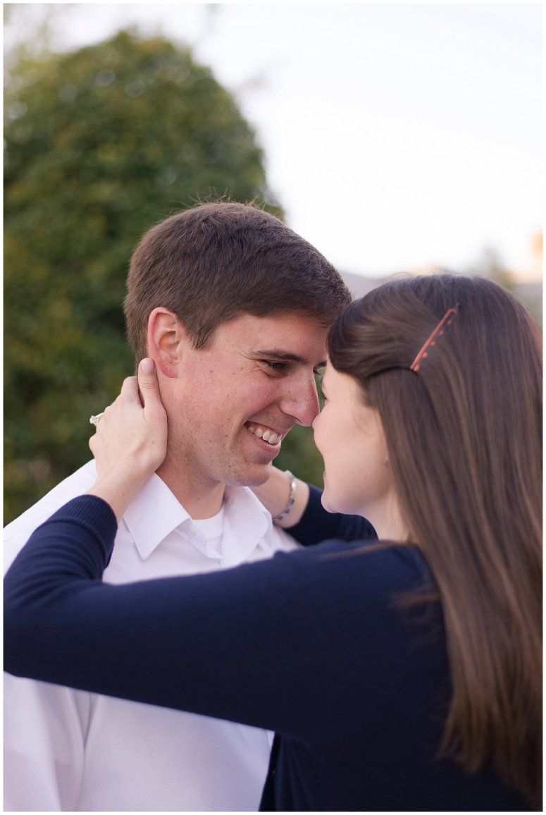 Classy Regent University Virginia Beach Engagement Session_0516