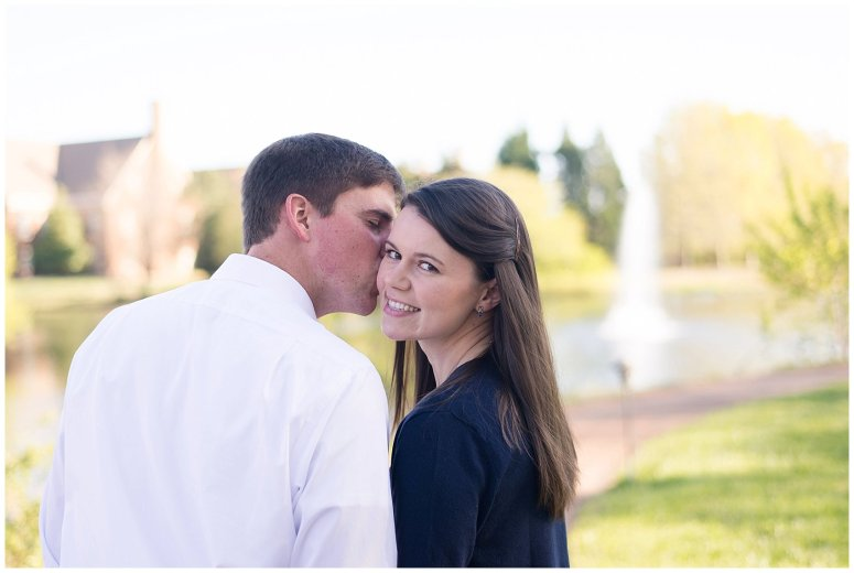 Classy Regent University Virginia Beach Engagement Session_0520