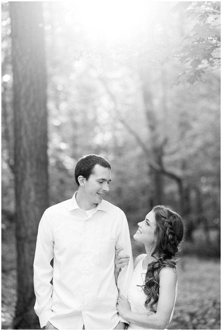 Golden Hour Sunset Couple Session at Windsor Castle Park Smithfield Virginia_0876