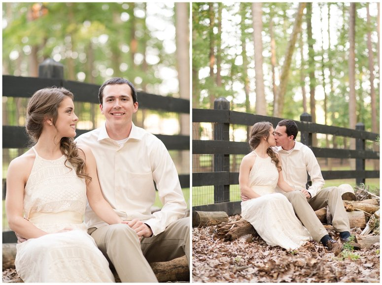 Golden Hour Sunset Couple Session at Windsor Castle Park Smithfield Virginia_0879