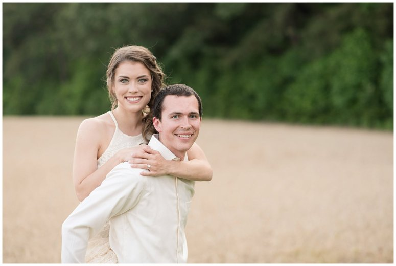 Golden Hour Sunset Couple Session at Windsor Castle Park Smithfield Virginia_0885