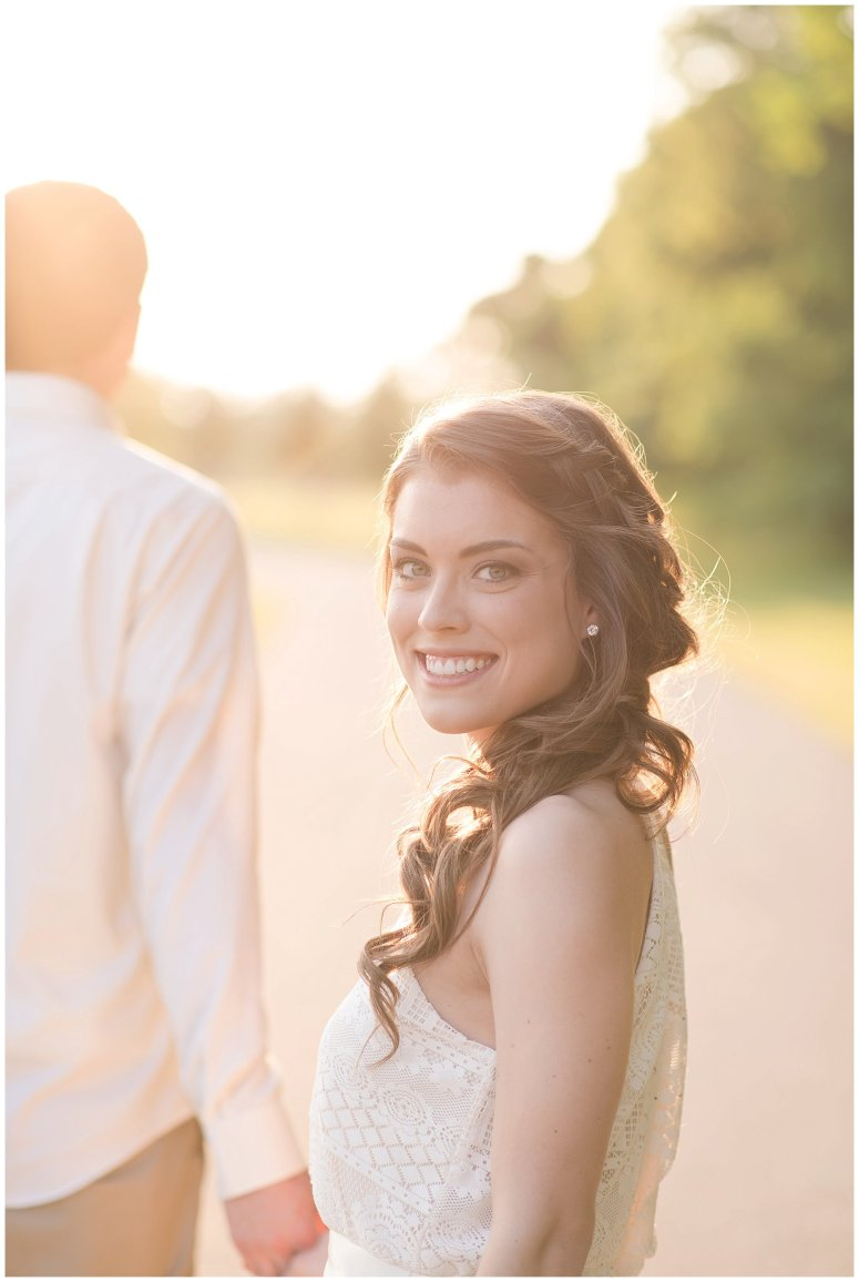 Golden Hour Sunset Couple Session at Windsor Castle Park Smithfield Virginia_0890