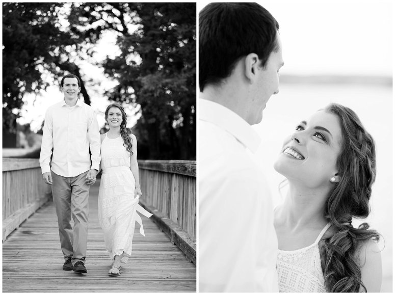 Golden Hour Sunset Couple Session at Windsor Castle Park Smithfield Virginia_0893