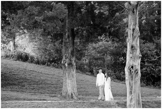 Golden Hour Sunset Couple Session at Windsor Castle Park Smithfield Virginia_0902