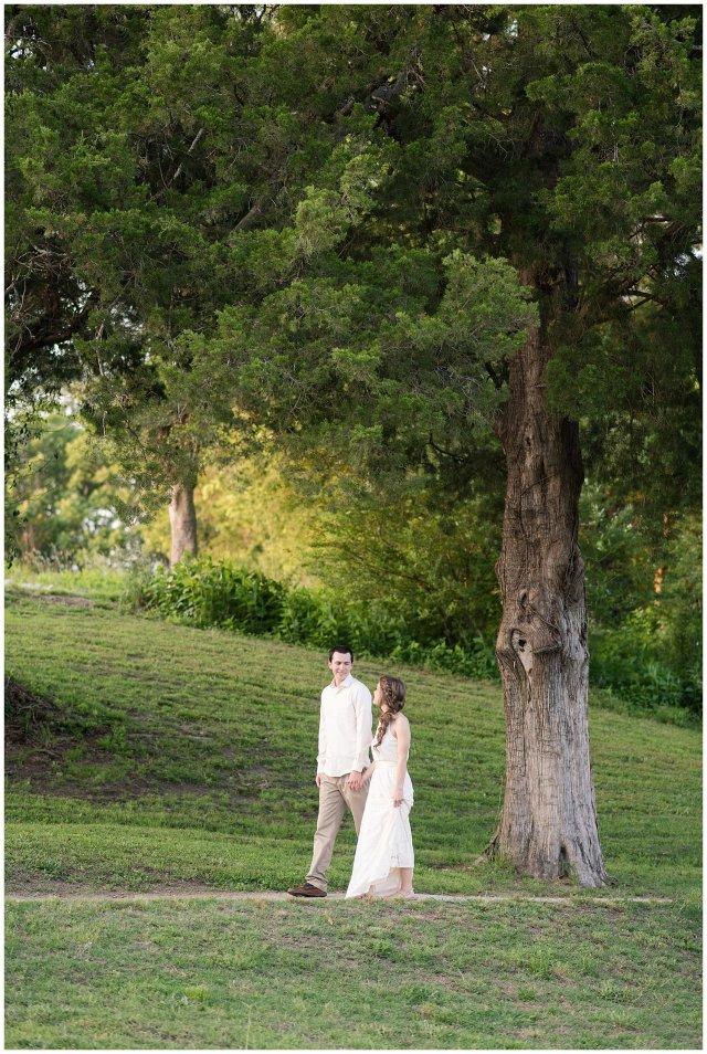 Golden Hour Sunset Couple Session at Windsor Castle Park Smithfield Virginia_0903