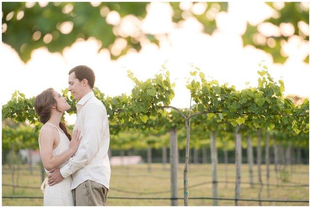 Golden Hour Sunset Couple Session at Windsor Castle Park Smithfield Virginia_0913