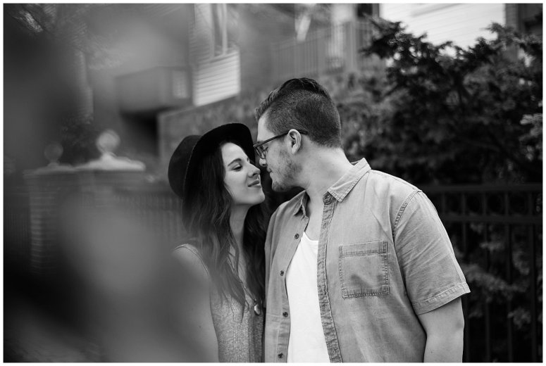 Romantic Downtown Ghent Norfolk Engagement Session_0525