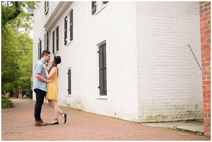 Romantic Downtown Ghent Norfolk Engagement Session_0537