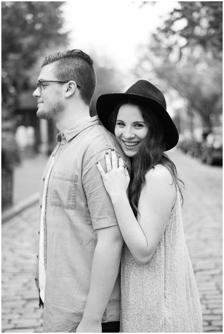 Romantic Downtown Ghent Norfolk Engagement Session_0544