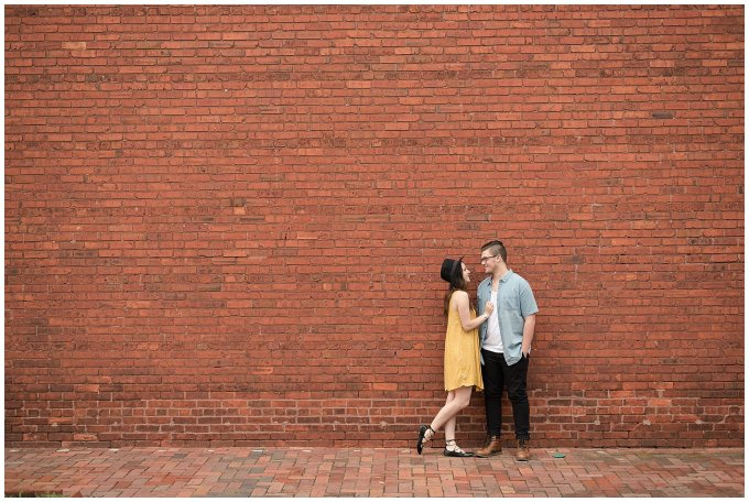 Romantic Downtown Ghent Norfolk Engagement Session_0564