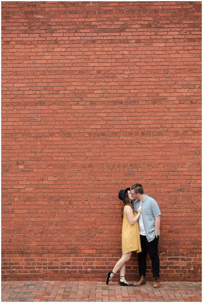 Romantic Downtown Ghent Norfolk Engagement Session_0565