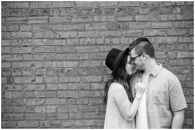 Romantic Downtown Ghent Norfolk Engagement Session_0566