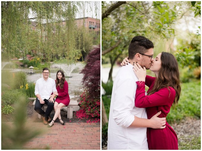 Romantic Downtown Ghent Norfolk Engagement Session_0571