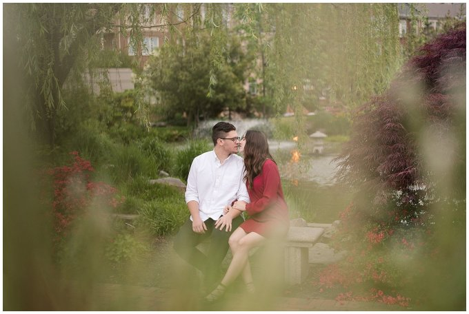 Romantic Downtown Ghent Norfolk Engagement Session_0572