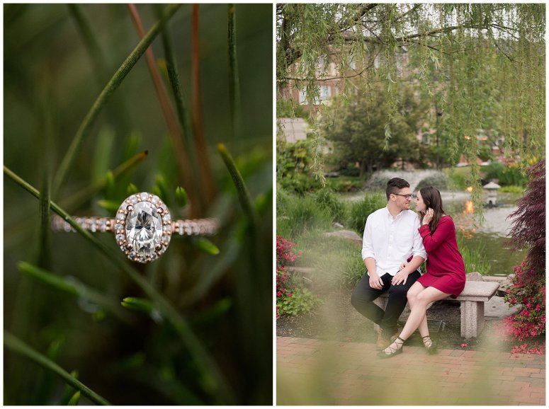 Romantic Downtown Ghent Norfolk Engagement Session_0576