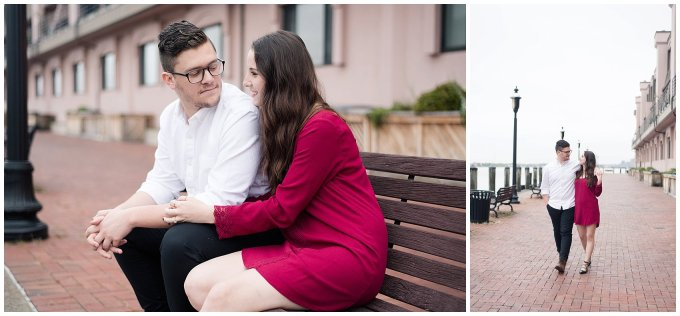Romantic Downtown Ghent Norfolk Engagement Session_0579