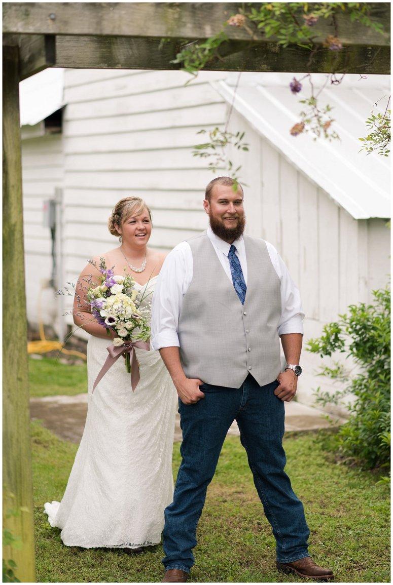 Rustic Country Barn Wedding Meadowbrook Farm Suffolk Virginia_0736