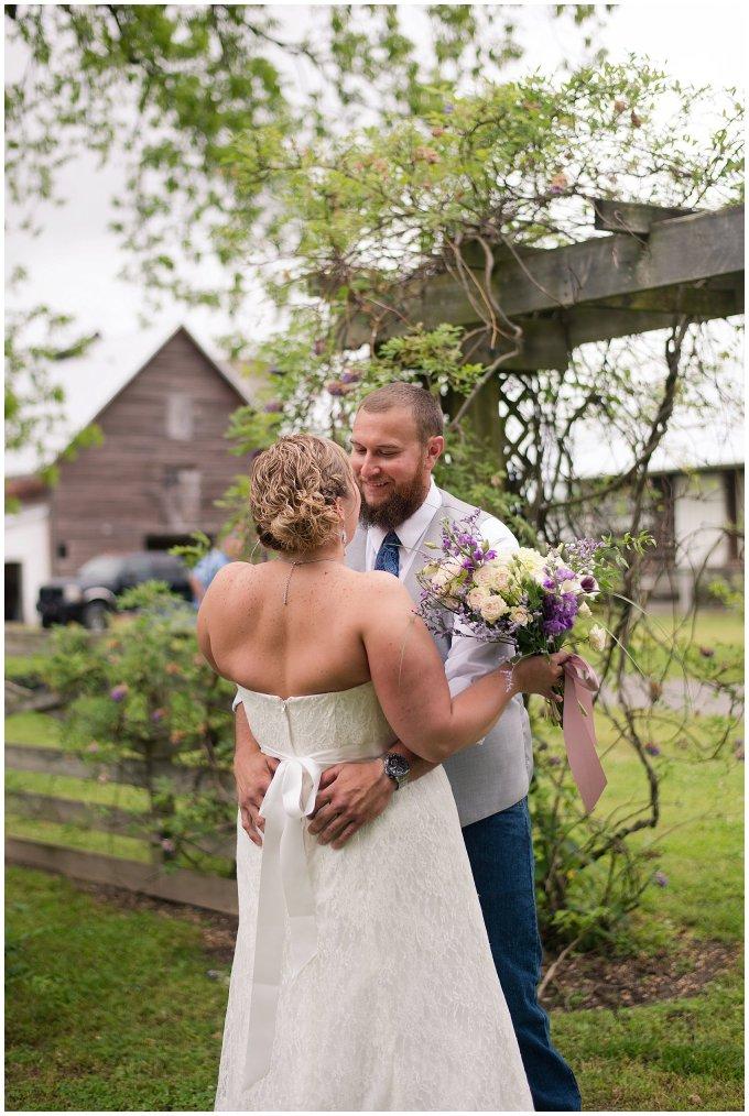 Rustic Country Barn Wedding Meadowbrook Farm Suffolk Virginia_0738