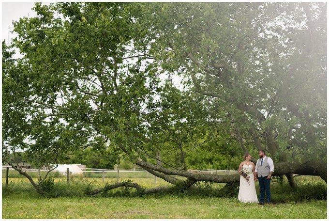 Rustic Country Barn Wedding Meadowbrook Farm Suffolk Virginia_0744