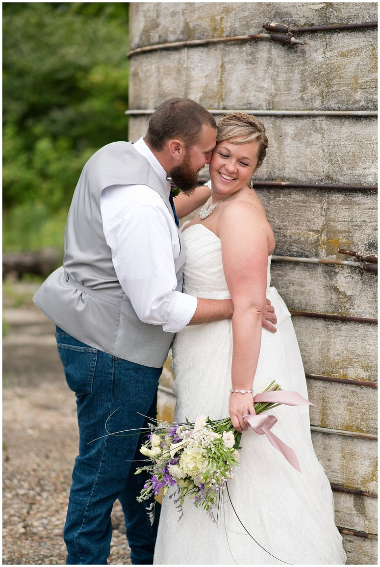 Rustic Country Barn Wedding Meadowbrook Farm Suffolk Virginia_0749