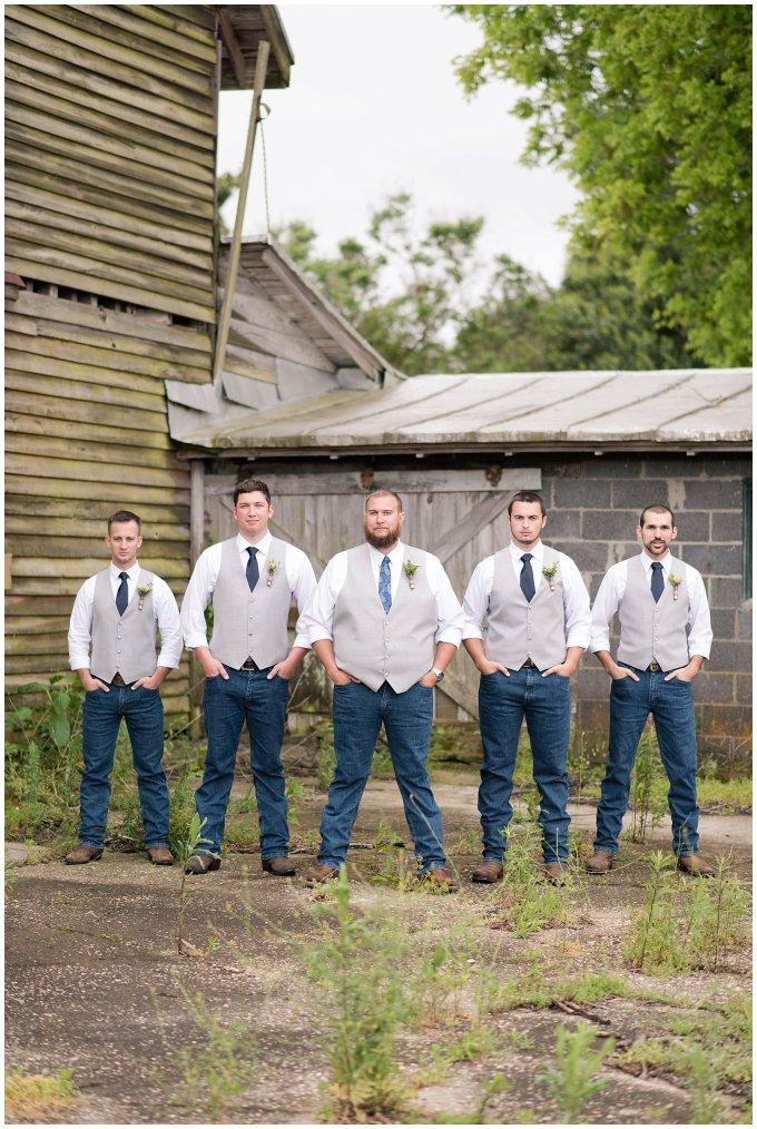 Rustic Country Barn Wedding Meadowbrook Farm Suffolk Virginia_0754