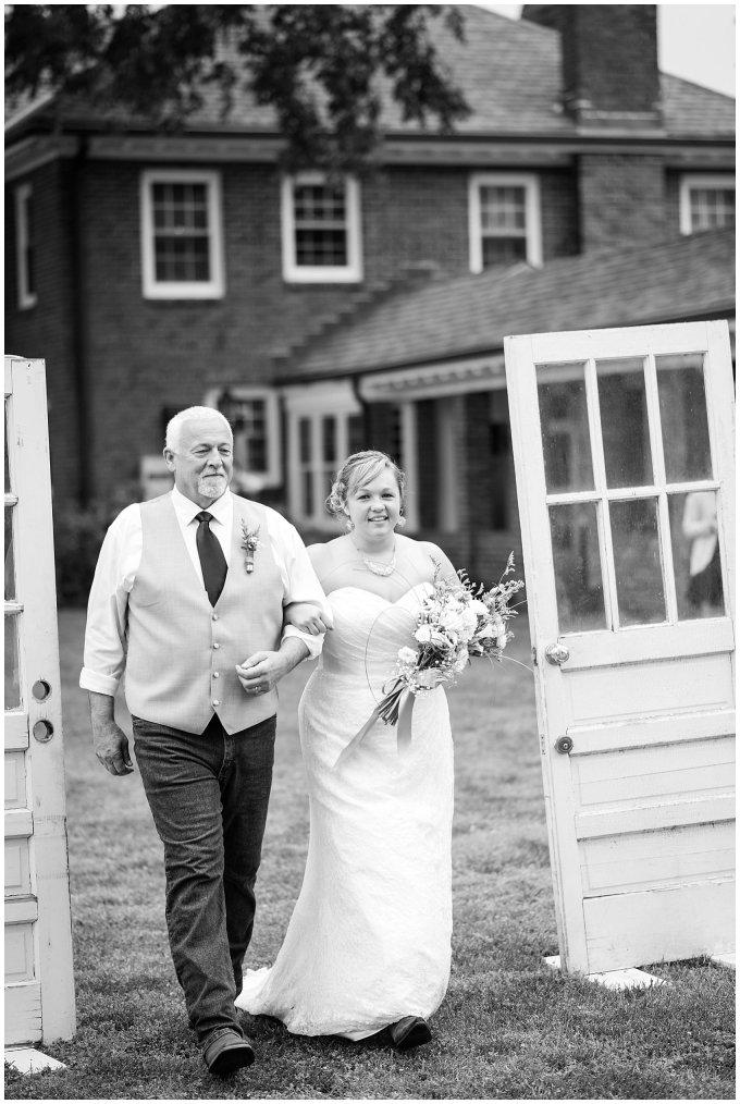 Rustic Country Barn Wedding Meadowbrook Farm Suffolk Virginia_0774