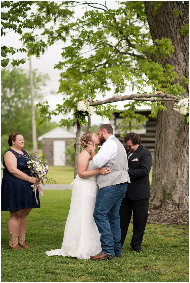 Rustic Country Barn Wedding Meadowbrook Farm Suffolk Virginia_0778