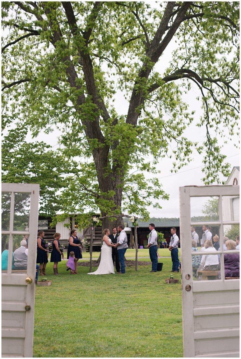 Rustic Country Wedding Meadowbrook Farm Suffolk Virginia_0782