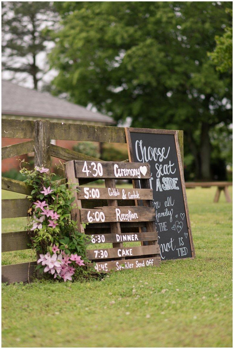 Rustic Country Wedding Meadowbrook Farm Suffolk Virginia_0786