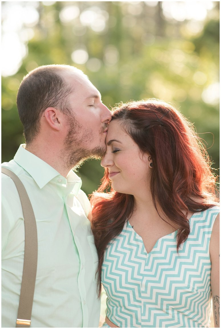 Spring Chesapeake Virginia Engagement Session Locks Park in Great Bridge_0825