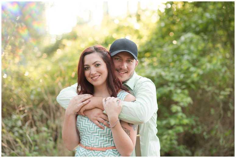 Spring Chesapeake Virginia Engagement Session Locks Park in Great Bridge_0837
