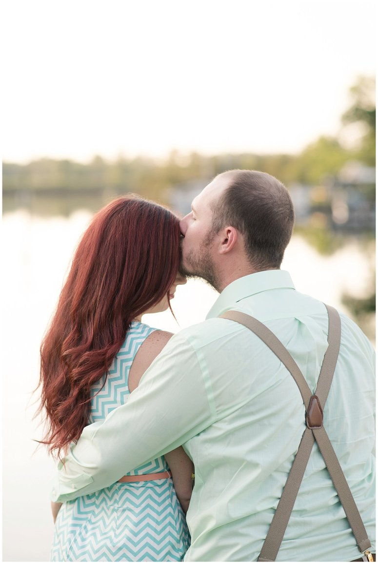 Spring Chesapeake Virginia Engagement Session Locks Park in Great Bridge_0849