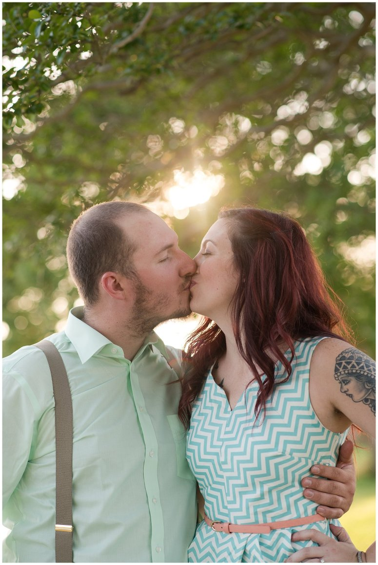 Spring Chesapeake Virginia Engagement Session Locks Park in Great Bridge_0851